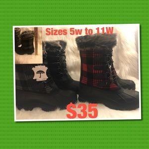 Shoes - Brand New Waterproof Snow ❄️ & rain boots